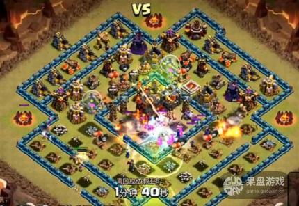 部落冲突1到10级的法师塔的样子